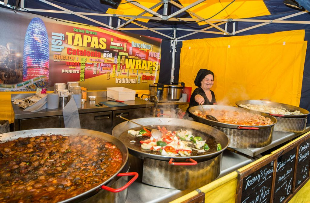 Lincoln is to welcome the first ever Street Food Festival from Market Place Europe.