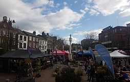 Market Place to return to Carlisle this Bank Holiday !!