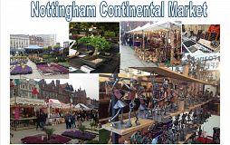 Nottingham set to host another Continental Market !!