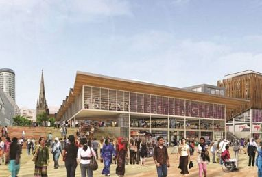 The Birmingham City Smithfield Masterplan - Market Development
