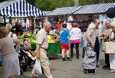 Bassetlaw District Council – Future proofing the Market